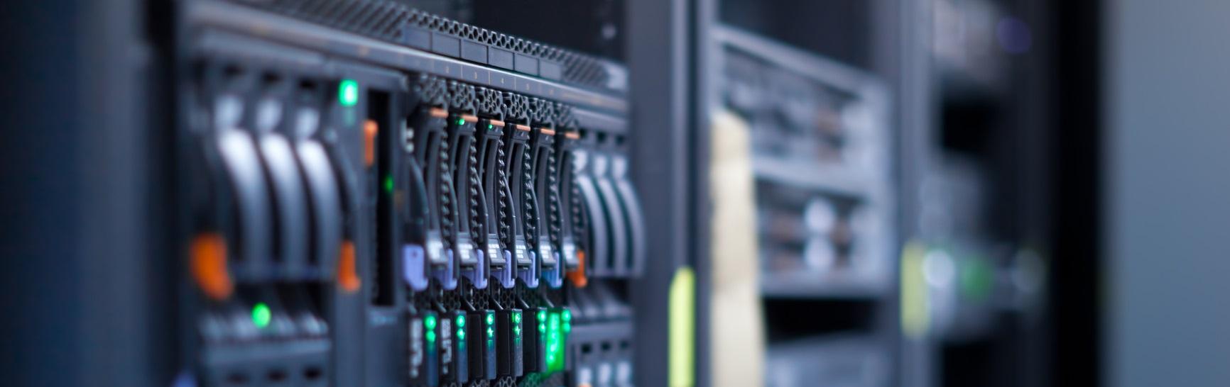 Анализ производительности серверного оборудования